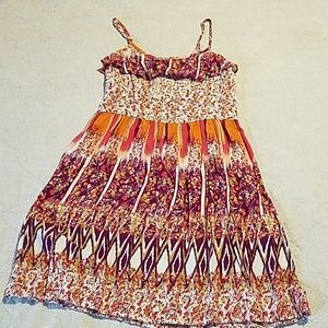 Flirty Xhilaration summer dress